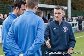 Renfrew: Colin Clark welcomes Ryan Borris to dugout - TheGazette.co.uk