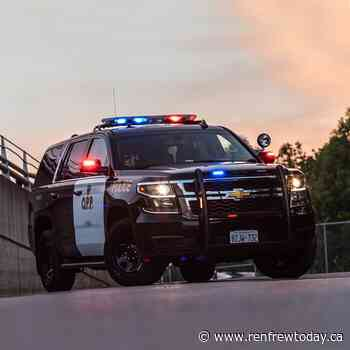 Serious collision involving motorcycle forces closure of Combermere Road - renfrewtoday.ca