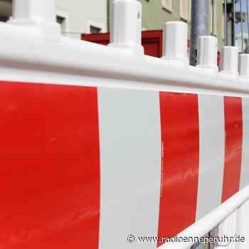 Vollsperrung in Ennepetal betrifft Busverkehr - Radio Ennepe Ruhr