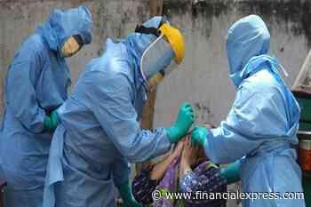 Tamil Nadu's fresh coronavirus cases plunge below 11,000 - Financial Express