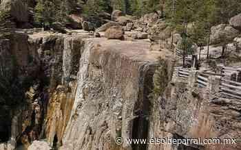 Golpea sequía a Cascada de Cusárare - El Sol de Parral