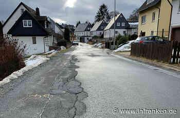 Nordhalben: Straßenbauförderung - 630.000 Euro für den Markt