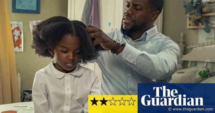 Fatherhood review – Kevin Hart Netflix drama is manipulative reputation rehab