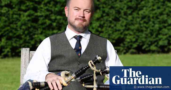 Sage adviser and bagpiper premieres Covid-inspired musical work