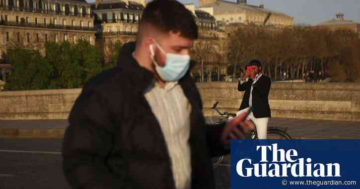 France and Spain to ease mask-wearing as Covid vaccine schemes gather pace
