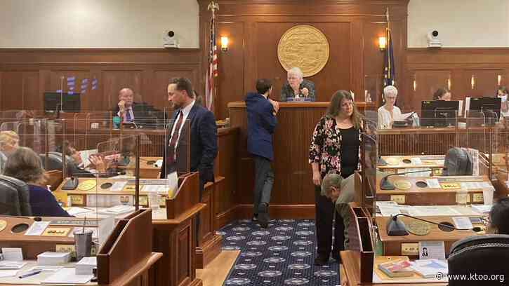 House passes budget, leaving dividends at $525 for now