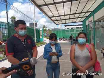 Aumentan casos COVID en Hospital Moyobamba - DIARIO AHORA