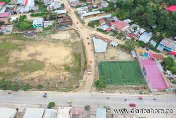 Mejorarán camino departamental en zona urbana de Moyobamba - DIARIO AHORA