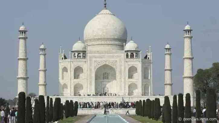 Taj Mahal reopens after 2 months, tourists delighted