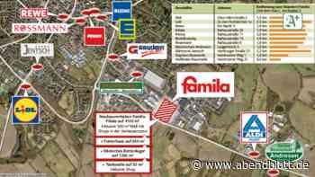 Bargteheide: Famila darf Standort im Gewerbegebiet ausbauen - Hamburger Abendblatt