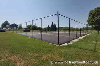 Youth pickleball lessons planned for TBM's new courts - CollingwoodToday.ca