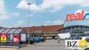 Im Heinenkamp-Real in Wolfsburg läuft Ausverkauf vor Übernahme
