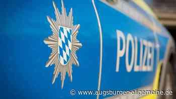Unfall auf der B2 bei Kissing: Autofahrerin übersieht Bremsmanöver - Augsburger Allgemeine