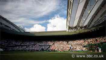 Wimbledon: Capacity crowds for men's and women's finals