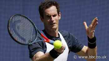 Queen's: Andy Murray on enjoying playing, Roger Federer & Naomi Osaka