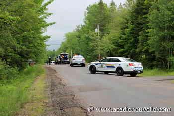 Opération policière terminée à Dieppe - Acadie Nouvelle