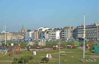 Le front de mer de Dieppe en partie piétonnisé à partir de vendredi 18 juin 2021 - Les Informations Dieppoises