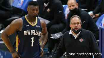 Van Gundy reportedly fired as head coach of Pelicans after one season