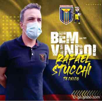 Catanduva anuncia o técnico Rafael Stucchi para disputa da Segundona do Paulista - globoesporte.com