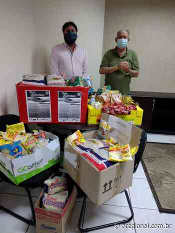 Bancários de Catanduva arrecadam 200 kg de alimentos em campanha contra a fome - O Regional online