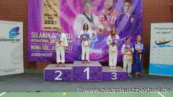 """Gold für Lauchhammer Judoka beim International Judo Tournament """"Solanin Cup"""" - Niederlausitz Aktuell - NIEDERLAUSITZ aktuell"""
