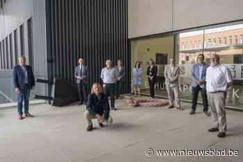 Christo° schenkt kunstwerk aan AZ Delta (Roeselare) - Het Nieuwsblad