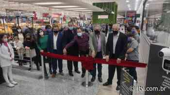Rede Dalben Supermercados inaugurou nesta terça-feira sua loja conceito em Valinhos - Jornal Terceira Visão