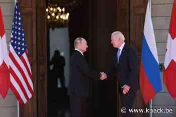 Ontmoeting tussen Biden en Poetin beëindigd: eens geworden over de terugkeer van ambassadeurs (Poetin)