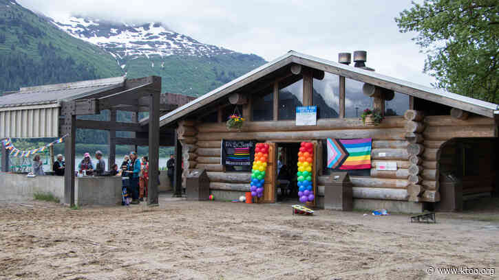 'Coming out of quarantine': Pride Month kicks off in Juneau