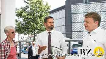 """Olaf Lies in Braunschweig: """"Wir müssen die Innenstädte verändern"""""""
