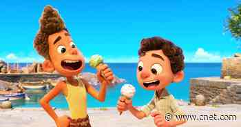 Luca movie review: Pixar's sun-drenched daydream beautifully bottles summer     - CNET
