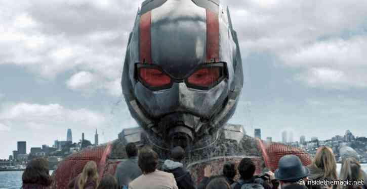 Paul Rudd Lets It Slip That 'Ant-Man 3' Filming Has Begun - Inside the Magic