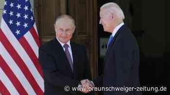 Biden und Putin wollen Rückkehr der Botschafter