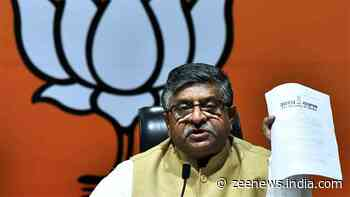 `Foreign companies free to do business but...`: Ravi Shankar Prasad on Twitter losing legal shield