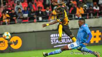 'They aren't playing Kambole right' - Nyambe blames Kaizer Chiefs for striker's poor form