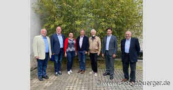 Landesvorsitzende beraten in Heusenstamm - Siebenbürgische Zeitung