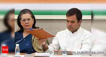 Sonia took both doses of Covid vaccine, Rahul's inoculation delayed due to positive result: Congress