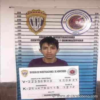 Atrapan a homicida de joven en El Paraíso - El Carabobeño