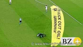Nach Greenpeace-Vorfall in München – Wie weit darf Protest gehen?