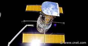 Aging NASA Hubble Space Telescope hustles to survive latest tech glitch     - CNET