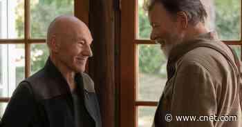 Star Trek: Picard season 2 trailer twists time as Q returns     - CNET