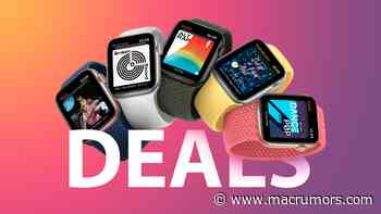 Deals: 40mm GPS (Product)RED Apple Watch Series 6 Drops to $319.99 in New Sale ($79 Off) - MacRumors