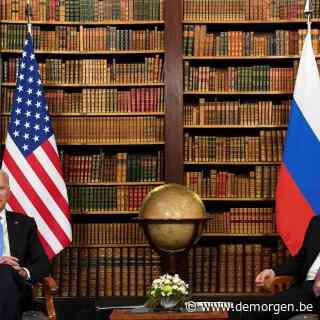 Poetin en Biden hadden 'constructieve ontmoeting': 'Een nieuwe Koude Oorlog is het laatste wat Poetin wil'