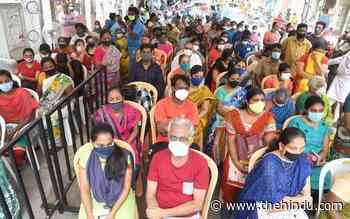 Coronavirus | Daily average of jabs continues to improve - The Hindu