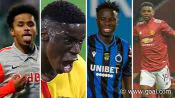 2021 Golden Boy: Barcelona's Moriba and African wonderkids in 100-man shortlist