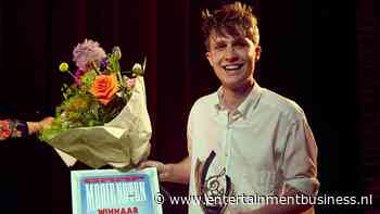 Singer-songwriter Melle wint Mooie Noten 2021 - Entertainment Business