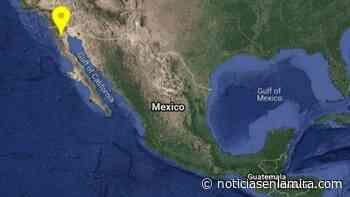 Se registran dos sismos en San Felipe, Baja California - Noticias en la Mira