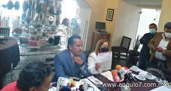 Edil de Tecamachalco acusa en IEE a Mier Bañuelos por violencia política - Ángulo 7