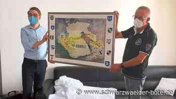 Burladingen - Ein Fingerzeig für den Bürgermeister - Schwarzwälder Bote