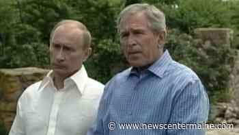 WATCH: In 2007, Putin met with Bush at Walker's Point in Kennebunkport - NewsCenterMaine.com WCSH-WLBZ